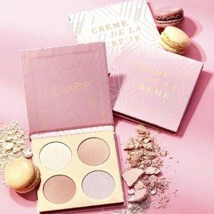 NEW Highlighter Makeup Palette Powder ColourPop